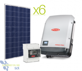 Fronius 9700Whday Solar Kit...