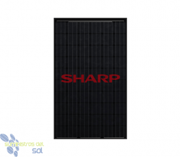 Sharp NURD300 Black Solar...