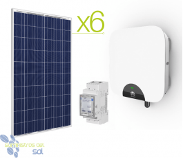 Huawei solar kit for grid...