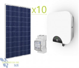 Huawei 19800W/day solar kit...