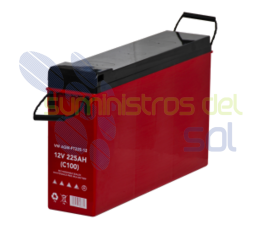 AGM Solar Battery 250Ah (C100)
