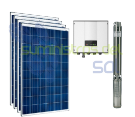 Direct Solar pump kit 0.75 HP