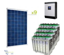 14000Wh Solar Kit TOPZS