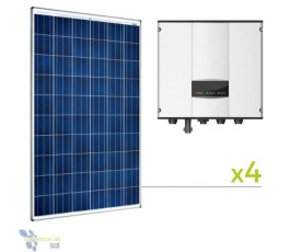 Solar Kit for Water Pump 075HP