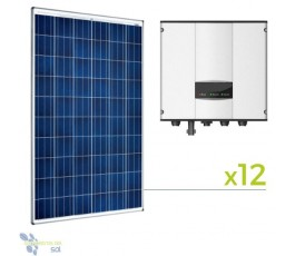 Solar Kit for Water Pump 3HP