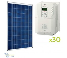 Solar Kit for Water Pump 5HP