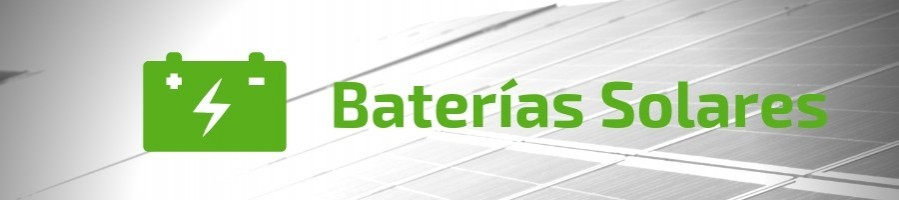 Buy Solar Batteries for energy storage