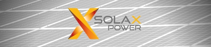 Solar self-consumption kit with lithium batteries + Solar inverter Solax