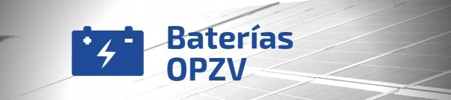 OPZV batteries for solar storage