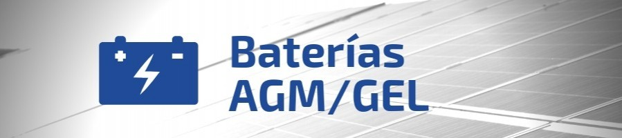 AGM / GEL Solar Battery