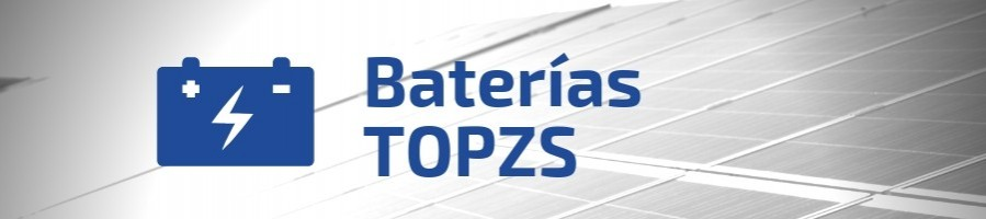 Stationary TOPz batteries