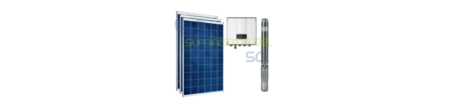 Submersible Solar Water Pump | Solar Water Pumping Kit
