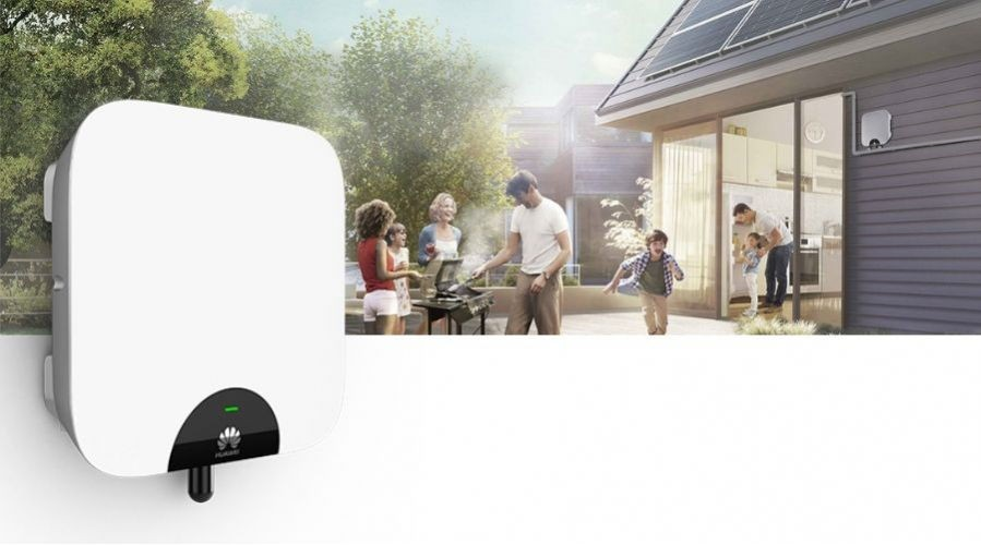Huawei solar inverter: Fusion Home Smart Energy Solution